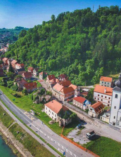 Hrvatska Kostajnica - Lag Una