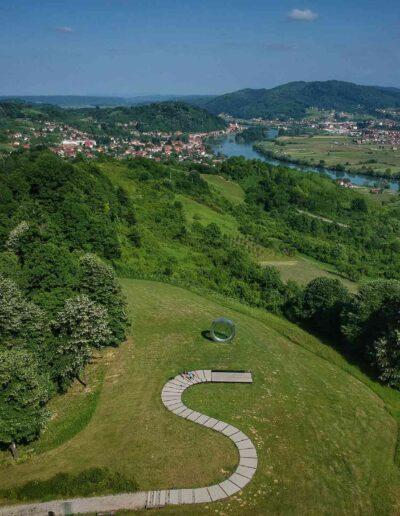 Hrvatska Kostajnica - Zrinska gora