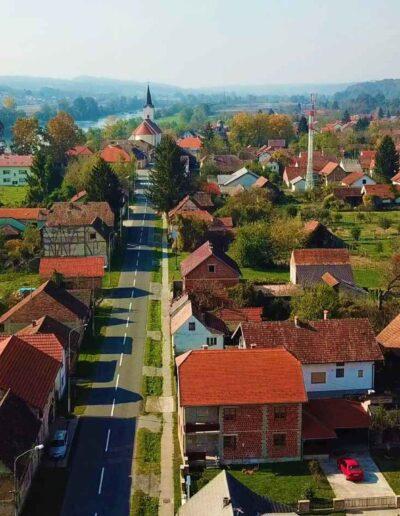 Općina Hrvatska Dubica - Lag Una